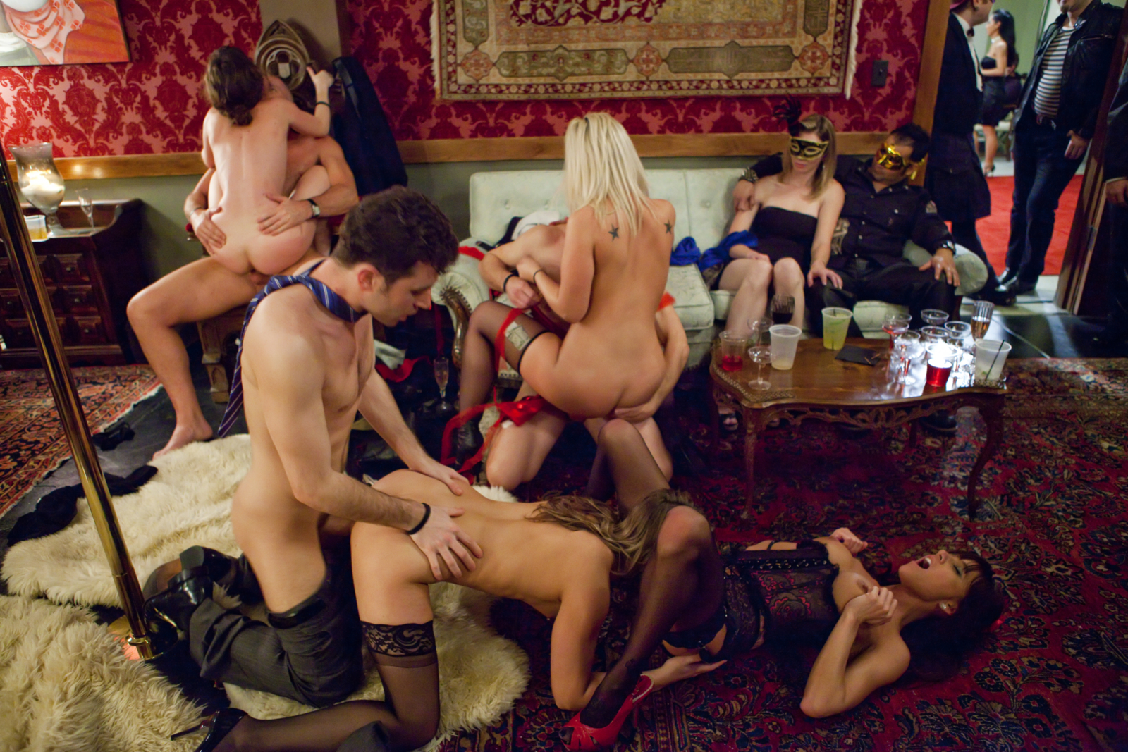 sex party berlin